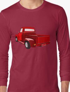 FORD F-100 PICK-UP TRUCK Long Sleeve T-Shirt