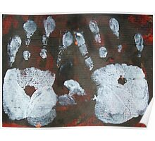 Two Hands, Bernard Lacoque-2 Poster