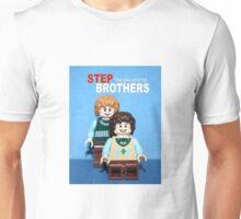 Lego Step Brothers Unisex T-Shirt