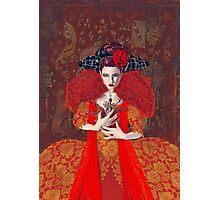 The Red Queen Photographic Print