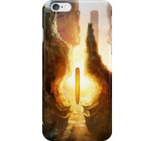 The Amber Sanctuary iPhone Case/Skin