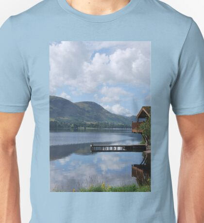 View from the Balcony Unisex T-Shirt