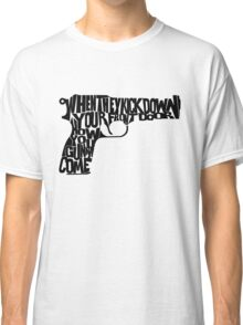 Guns of Brixton Classic T-Shirt