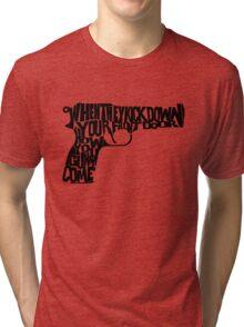 Guns of Brixton Tri-blend T-Shirt
