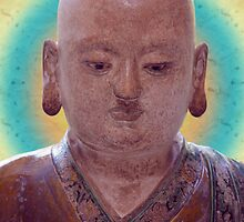 Buddhist Disciple by simpsonvisuals