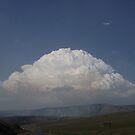 Thunder cloud, in the Eastern Cape by poohsmate