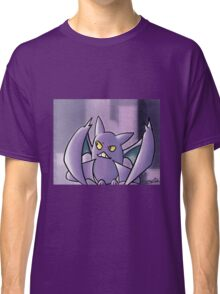 What do you see Crobat? Classic T-Shirt