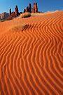 Yei-bi-Chei Sand Ripples by Inge Johnsson