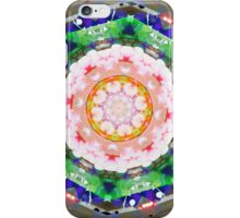 Flower Kaleidoscope iPhone Case/Skin