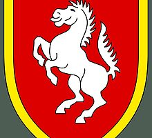 21st Panzer Brigade 'Lipperland' (German Bundeswehr) by wordwidesymbols