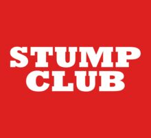 """""""STUMP CLUB"""" T-shirt by fall-out-boy"""
