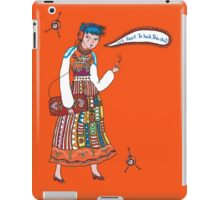 Folklore Hacker  iPad Case/Skin