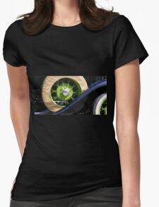 Old Car Womens Fitted T-Shirt
