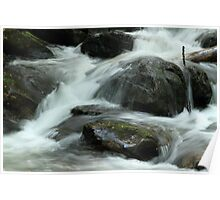 Anna Ruby Falls Stream Poster