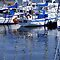Annarchy - Caernarfon Harbour by Trevor Kersley