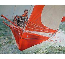 T-boat Photographic Print