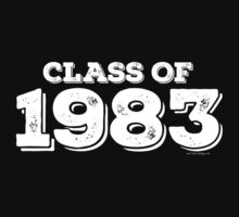 Class of 1983 by FamilySwagg