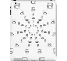 NINTENDO TIMELINE iPad Case/Skin