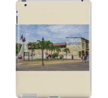 Memorials of Recent Nicaraguan History iPad Case/Skin