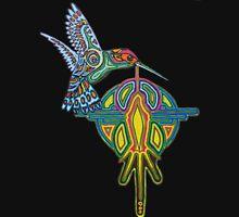 hummingbird - 2010 as tshirt Womens Fitted T-Shirt