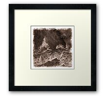The Atlas of Dreams - Plate 7 Framed Print