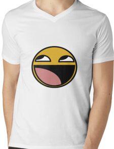 :awesome: Mens V-Neck T-Shirt