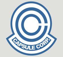 Capsule Corp - Dragon Ball by KronoShop