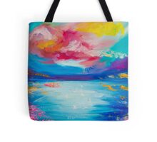 Colourful Abstract Patterns  Tote Bag