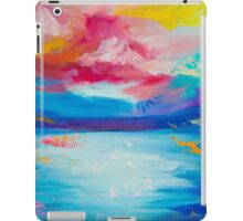 Colourful Abstract Patterns  iPad Case/Skin