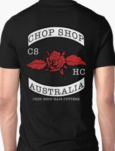 Top Rocker Chop Shop Unisex T-Shirt