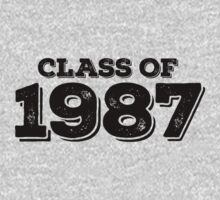 Class of 1987 by FamilySwagg