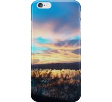 Best sunset ever seen x1 iPhone Case/Skin
