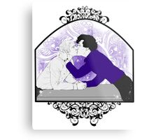 Johnlock - Pure Devotion Metal Print