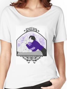 Johnlock - Pure Devotion Women's Relaxed Fit T-Shirt