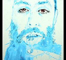 Scroobius Pip  by Sandpaper-Sweet