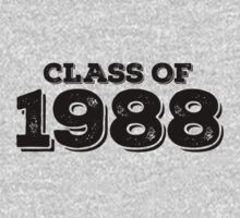 Class of 1988 by FamilySwagg