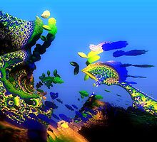 Life Under the Sea by Bunny Clarke