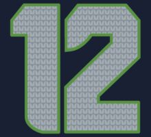 Seahawks - 12 by cpinteractive