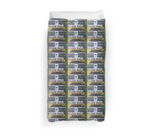 The Mary Poppins House Duvet Cover
