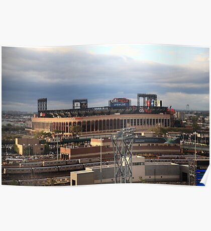 Citi Field - New York Mets Poster