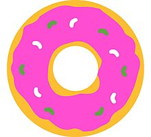 Doughnut Photographic Print