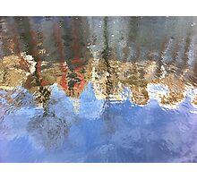 Amsterdam Reflection Photographic Print