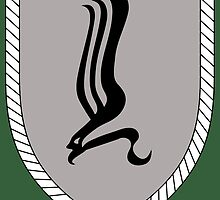 1st Airmobile Brigade (German Bundeswehr) by wordwidesymbols