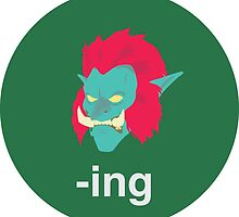 """""""Troll""""-ling by atomiksprout"""