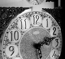 tempus fugit (time flees) by Leeanne Middleton