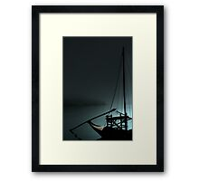 Silently Framed Print