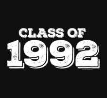 Class of 1992 by FamilySwagg
