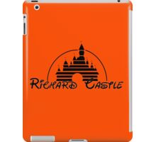 Richard Castle iPad Case/Skin