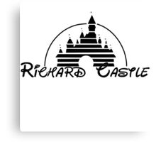 Richard Castle Canvas Print