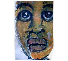 Face-Bernard Lacoque-52 Poster